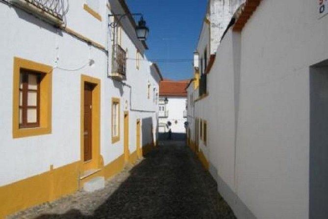 Évora dagsutflykt från Lissabon