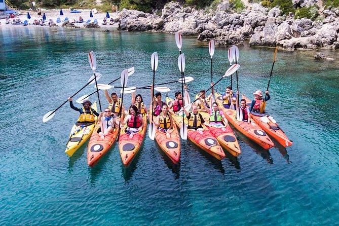 Rhodes Sea Kayaking Tour