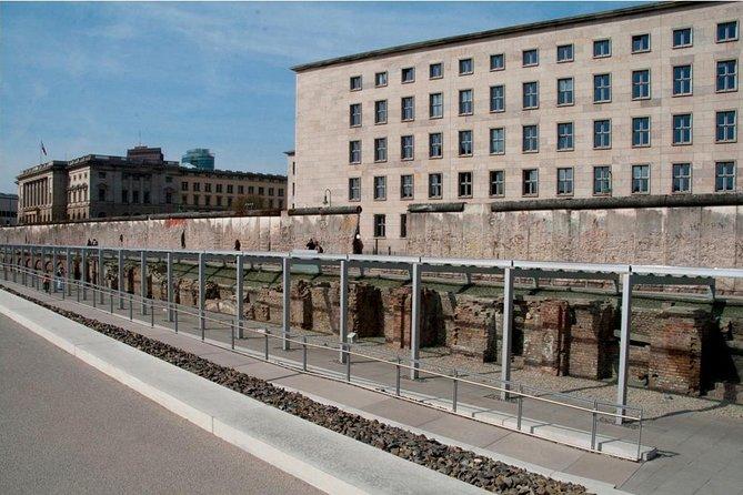 Private Half-Day Third Reich Historical Walking Tour in Berlin