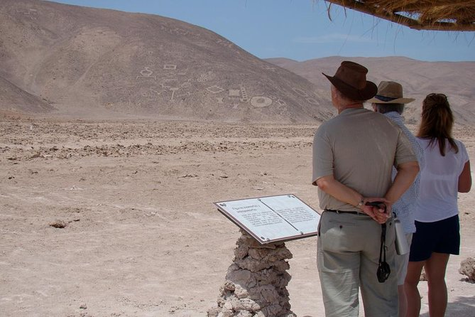 Excursión a los geoglifos de Pintados Humberstone y Salar Grande
