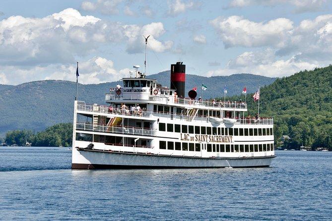Crucero por las islas del Lac du Saint