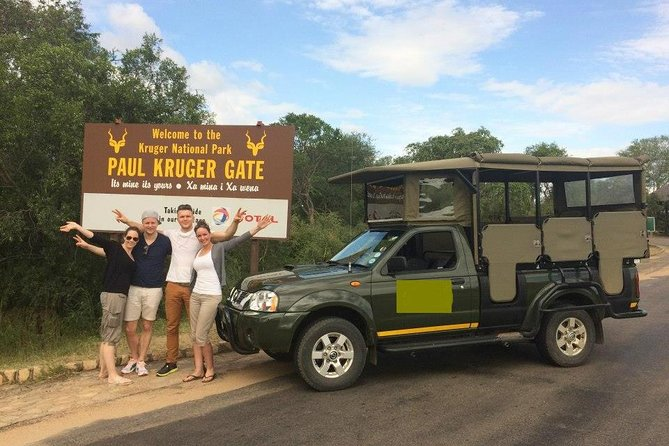 Full Day Kruger Park Safari de Hazyview