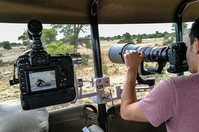 6 Day 5 Night Private Photographic Safari of Kruger Park from Skukuza Airport