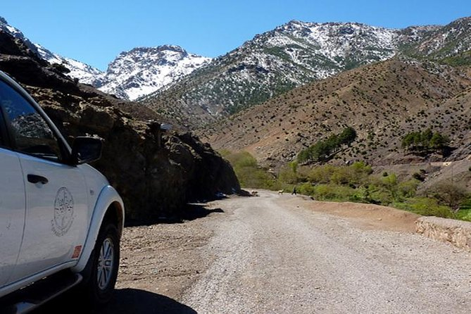Private Tour: High Atlas and Agafay Rocky Desert Day Trip from Marrakech