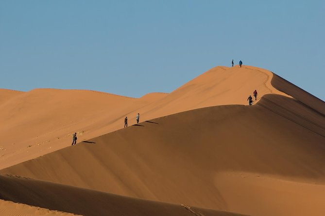 3-Day Sossusvlei Express Accommodated Safari from Swakopmund