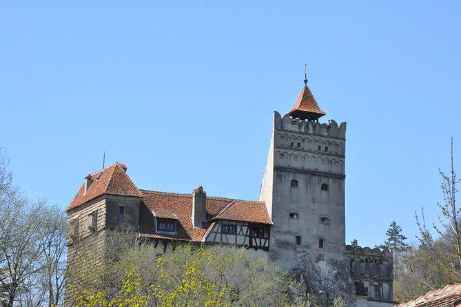 DRACULA WEEKEND - Bran Castle, Peles Castle Sinaia, Brasov City, Rasnov Citadel