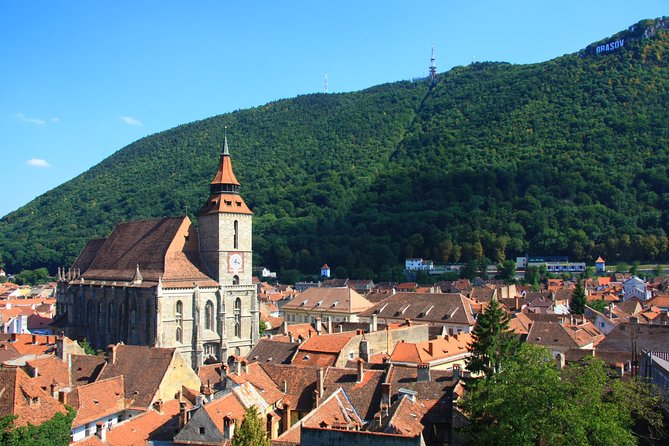 City Tour in Brasov in English
