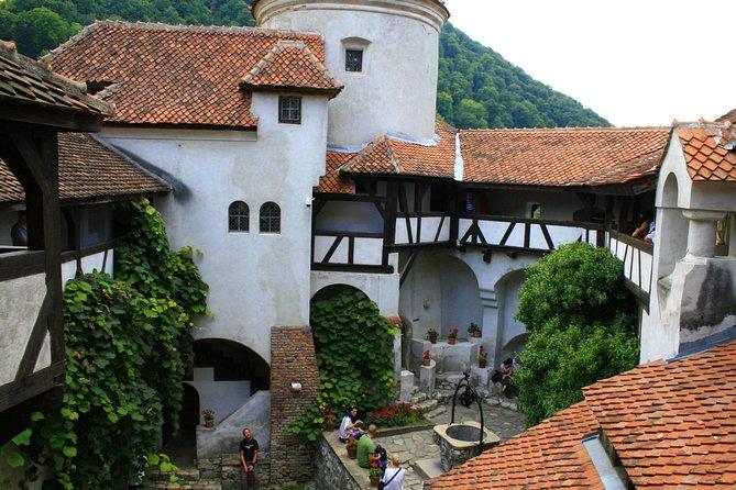 DRACULA WEEKEND - Bran Castle, Peles Castle, Brasov City, Rasnov Citadel