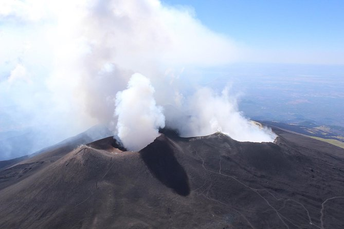 Etna Helicopter Tour from Taormina