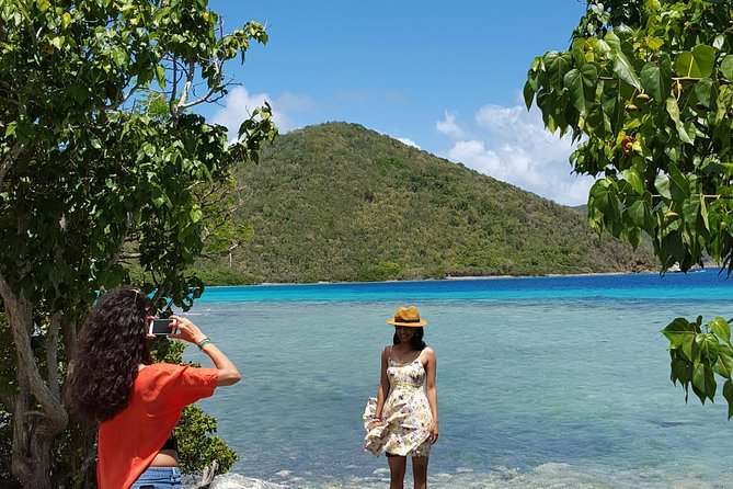 Private St John Tour including Trunk Bay