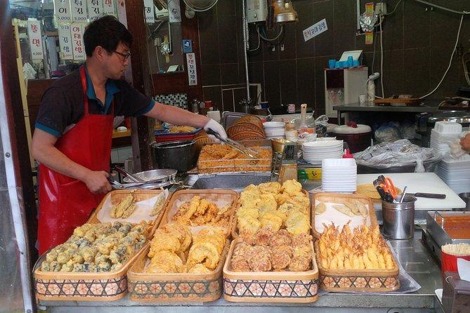 Street Food Tour of Gwangjang Market