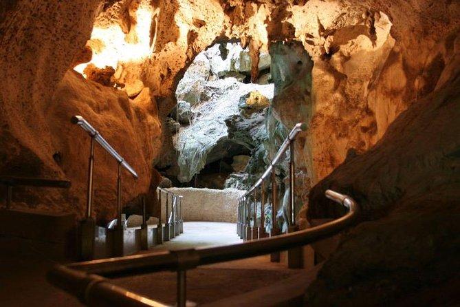 サントドミンゴからの地元の昼食付きの素晴らしい洞窟(Cueva de las Maravillas)