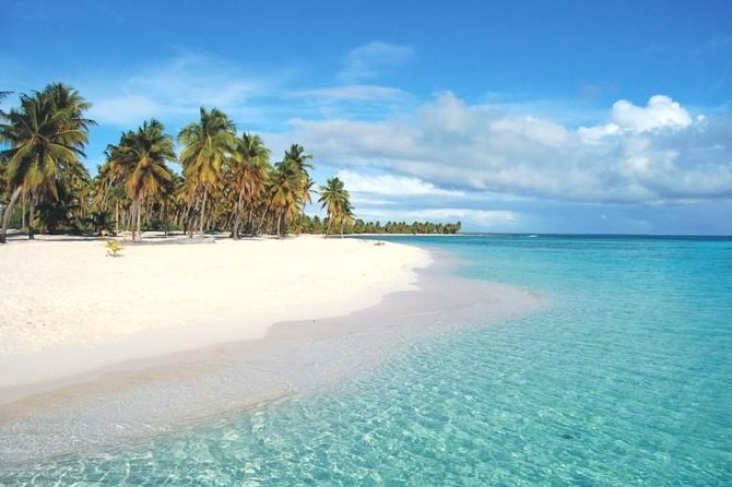Private Punta Cana Island Tour - Beach and Local Lunch