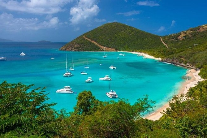 Private Ground Transportation from ST. Thomas to Trunk Bay Beach