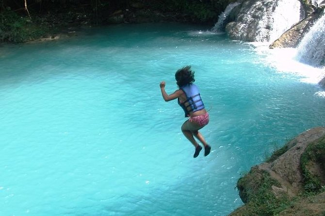 Blue Hole Secret Falls Excursions Best Water Falls in Jamaica