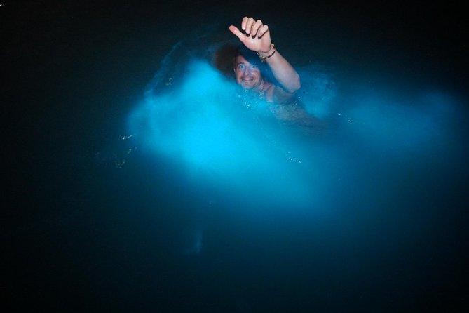 Luminous Lagoon ( Glistening Waters)