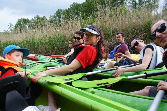 Kayak Tour Through Kashubian Switzerland Including Lunch