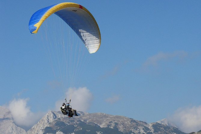 Bled Tandem Paragliding Experience