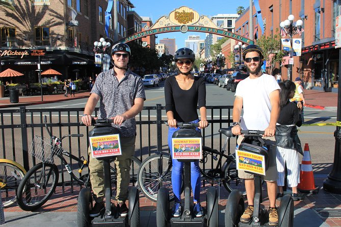 Platinum Balboa Park and Downtown Segway Tour