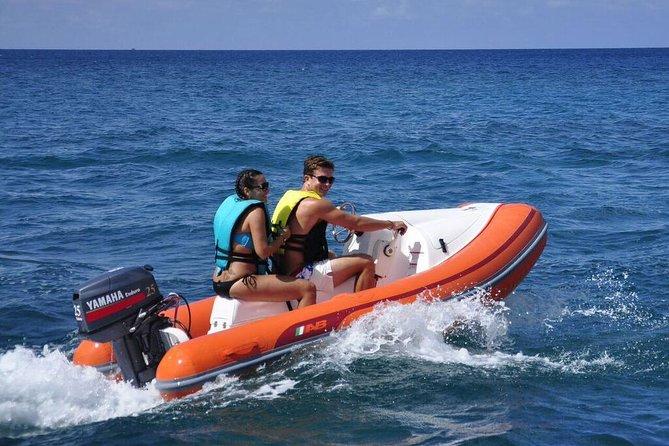 St Kitts Shore Excursion: Mini Speedboat Snorkel Adventure
