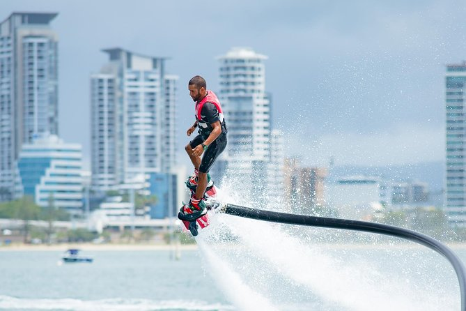 Fly Board on the Gold Coast