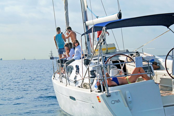 Costa Daurada Private Sailing Trip
