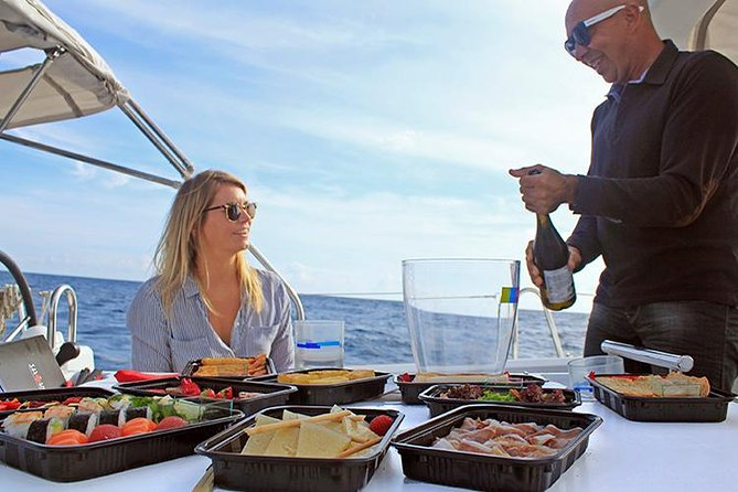 Barcelona Private Sailing Trips with Tapas