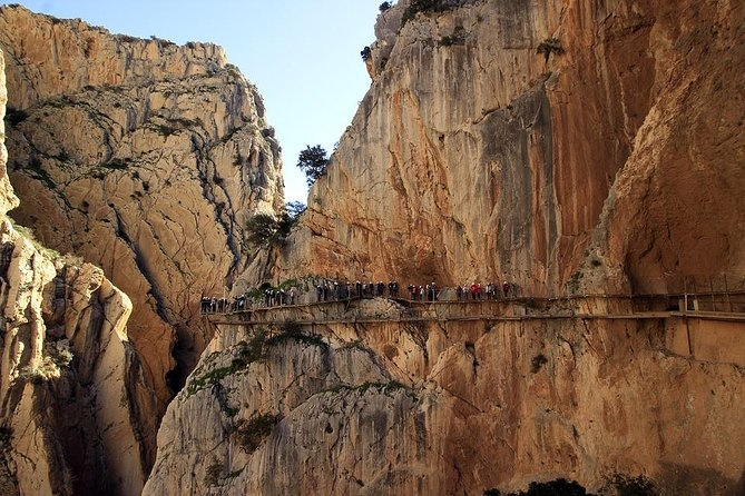 Excursion to the Caminito del Rey