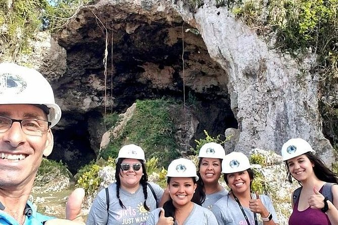 El Yunque Rainforest and Cave Tour from San Juan