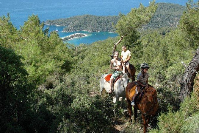 Fethiye Ölüdeniz Horse Riding