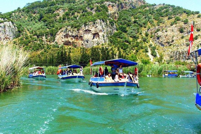 Dalyan river cruise