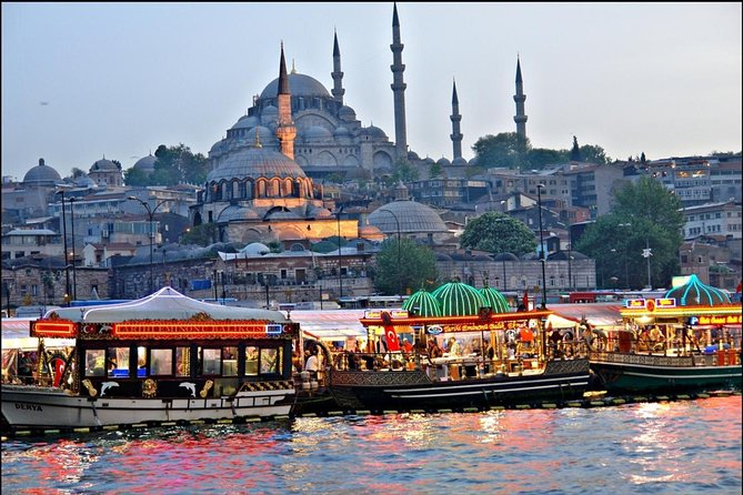Full-Day Guided Tour of Istanbul, from Antalya including Domestic Flights