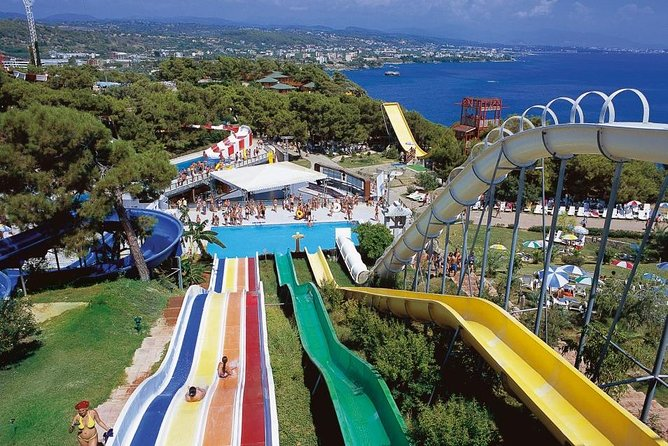 Waterplanet Aquapark in Alanya