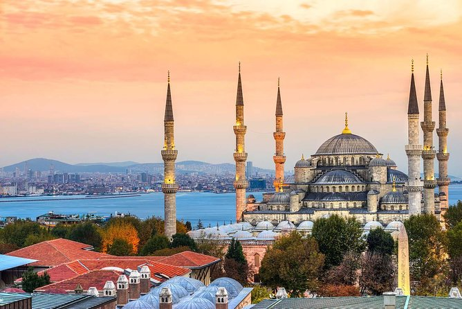 Istanbul 1-Day Guided Tour from Bodrum including Domestic Flights
