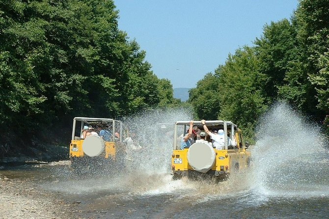 Bodrum Jeep Safari adventure
