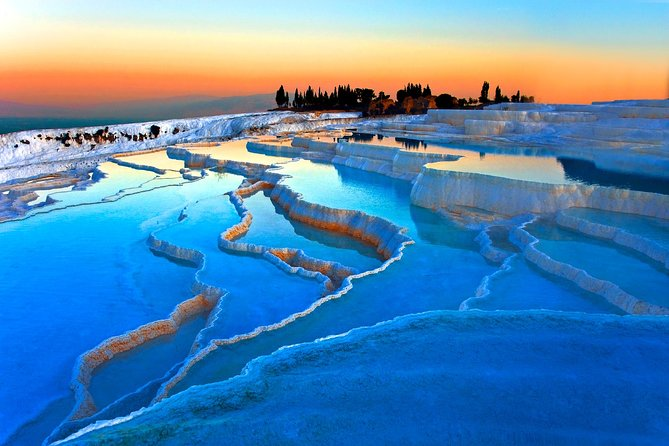 Pamukkale and Hierapolis 2-Day Tour from Kemer