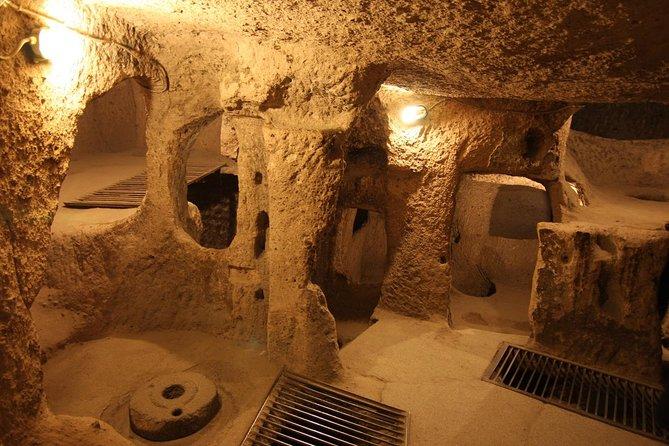 Cappadocia Full Day Tour Including Kaymakli Underground City