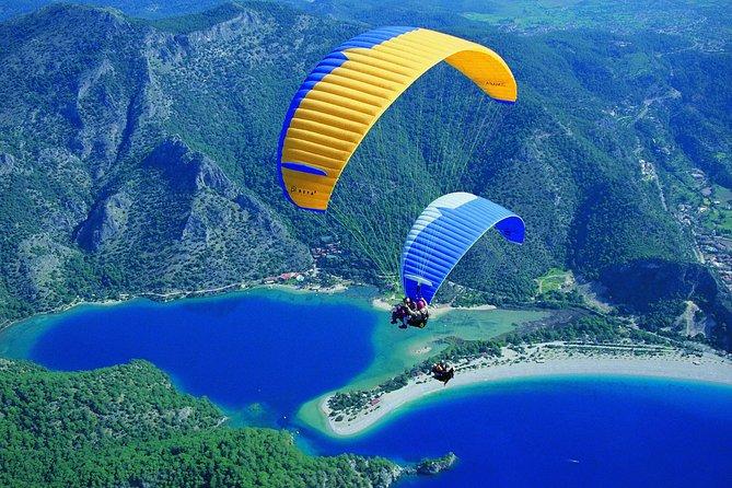 Paragliding Experience in Fethiye & Oludeniz