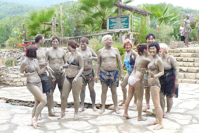 Dalyan Turtle Beach and Mud Baths from Sarigerme