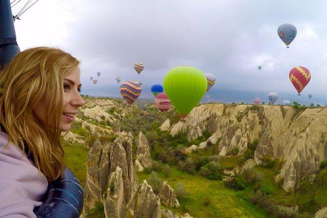 Express Cappadocia Tour from Istanbul