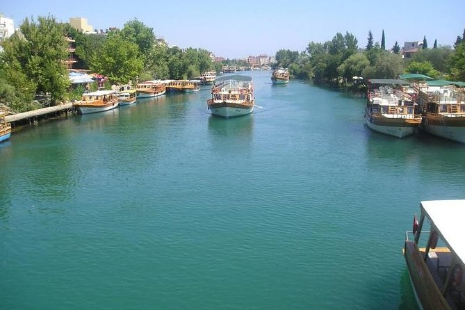 Manavgat River Cruise with Grand Bazaar from Belek