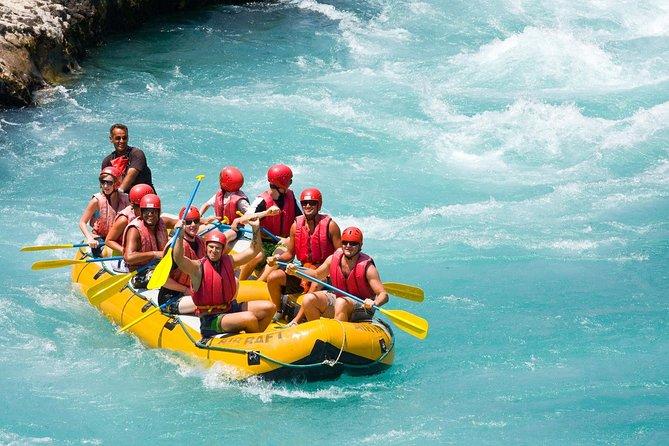 Rafting-Trip für Familien im Köprülü-Canyon ab Side