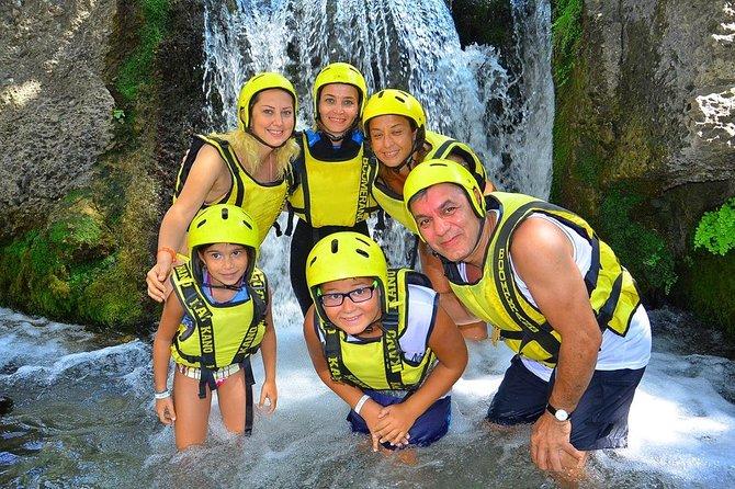 Family Rafting Trip at Köprülü Canyon from Antalya