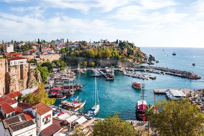 Antalya 4 Day and 3 Night Tour Package