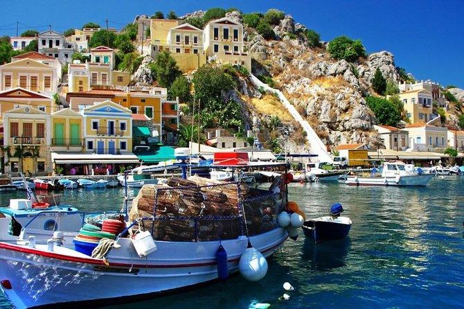 Rhodes Day Trip from Marmaris