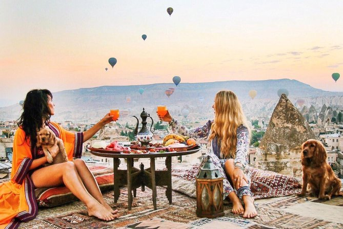 Istanbul, Antalya and Cappadocia Tour Package