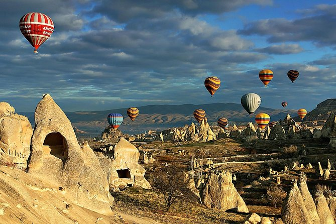 3-Day Cappadocia tour from Kemer