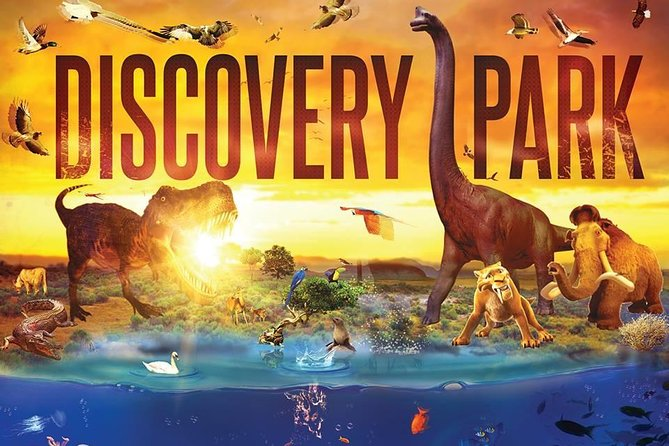 Discovery Theme Park with Transfer from Alanya