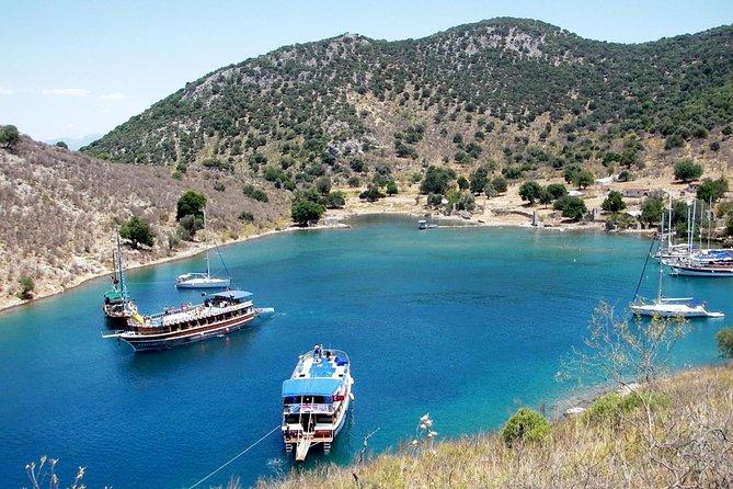 12 Island Boat Trip from Fethiye
