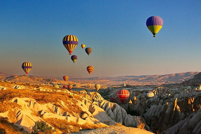 Cappadocia 2 Day Tour from Kemer